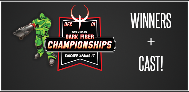DFC 01 - Chicago FFA Quake Live Results
