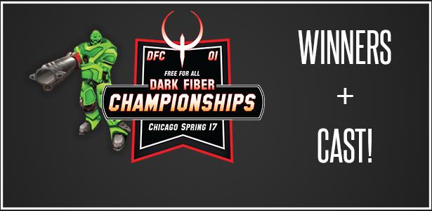 DFC 01 - Chicago FFA Quake Live Results