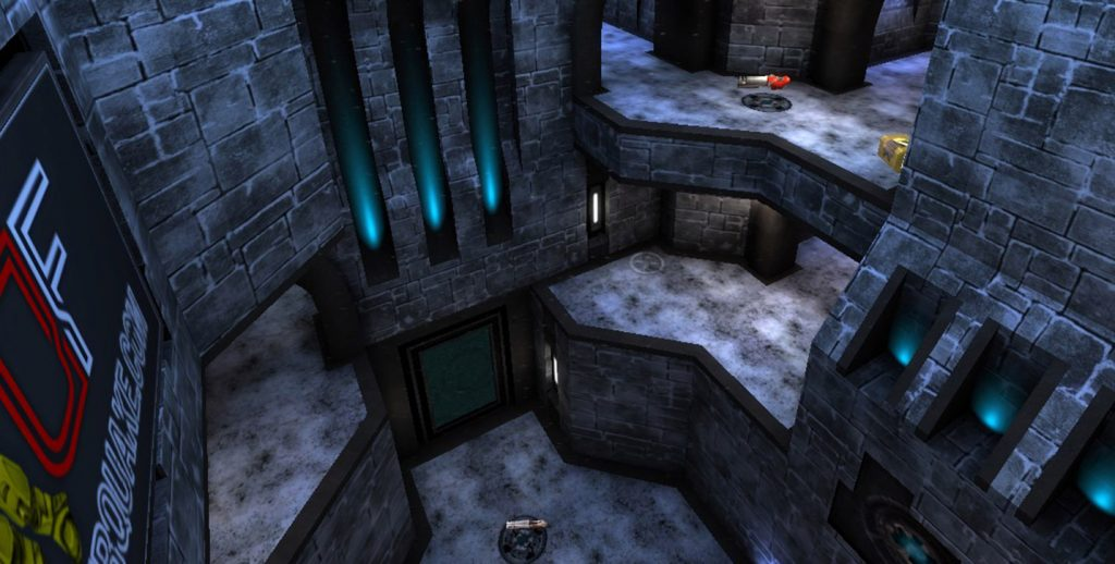 AeroWinter - Winter Version of AeroWalk for Quake 3