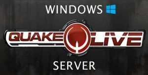 Quake Live Windows Dedicated Server Guide